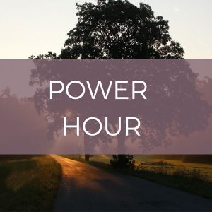 Power Hour Silvia Usai